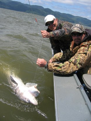 Columbia River Fishing Guides