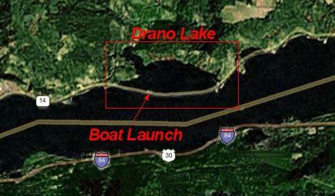Drano Lake Fishing Drano Lake Spring Chinook