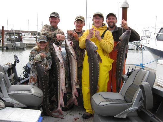 Astoria Fishing Charters