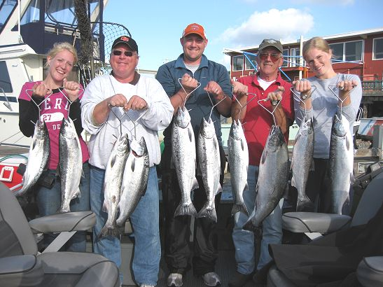 Portland Oregon Fishing Guides Charters