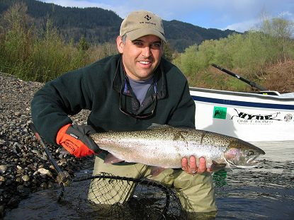 Wilson River Winter Steelhead