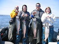 spring chinook limit