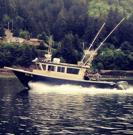 Oregon Tuna Charters