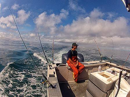 Oregon Tuna Fishing
