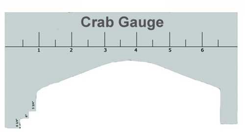 Crab Gauge