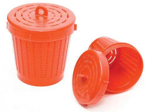 Crab Bait Jar